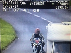 Speeding driver caught every minute in A449 clampdown