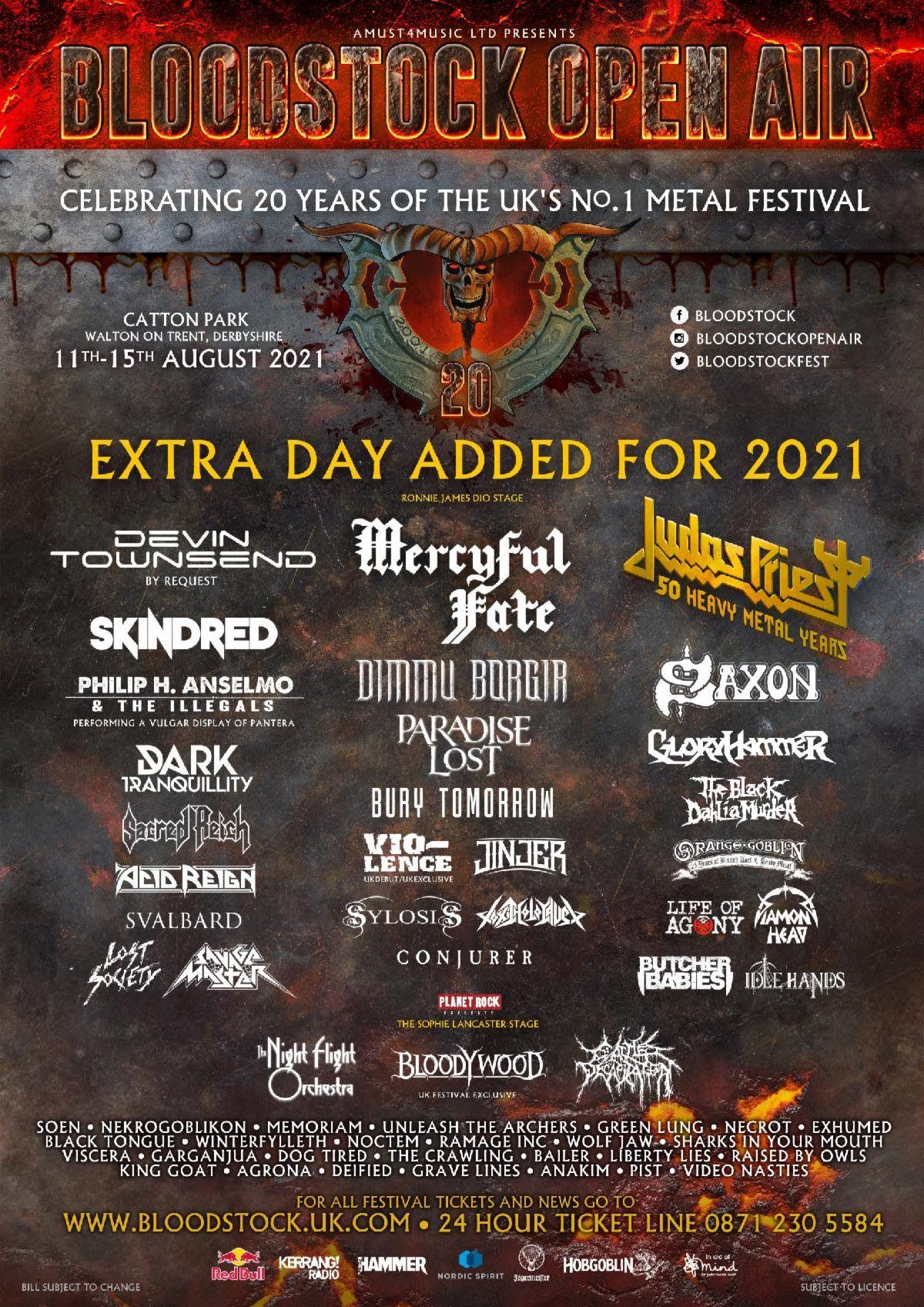 Bloodstock Festival 2021