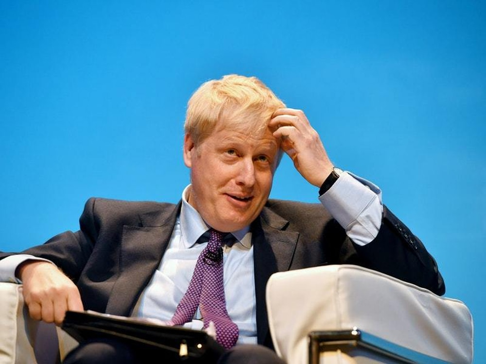 Boris Johnson should give 'explanation' for home row