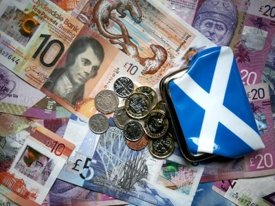 Tories offer budget backing if Indyref2 scrapped