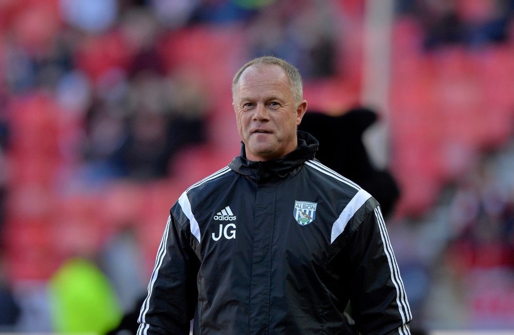 West Brom goalkeeping coach Jonathan Gould leaves for ...Jon Gould