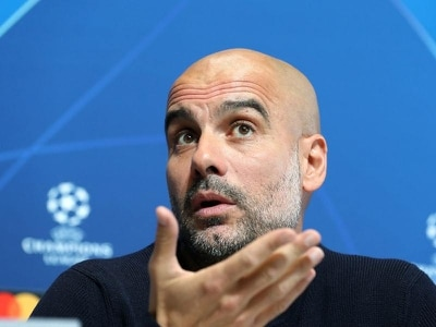 Pep Guardiola calls for democracy to settle Catalonia independence debate