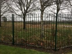 Wolverhampton housing estate memorial to Lancaster crew