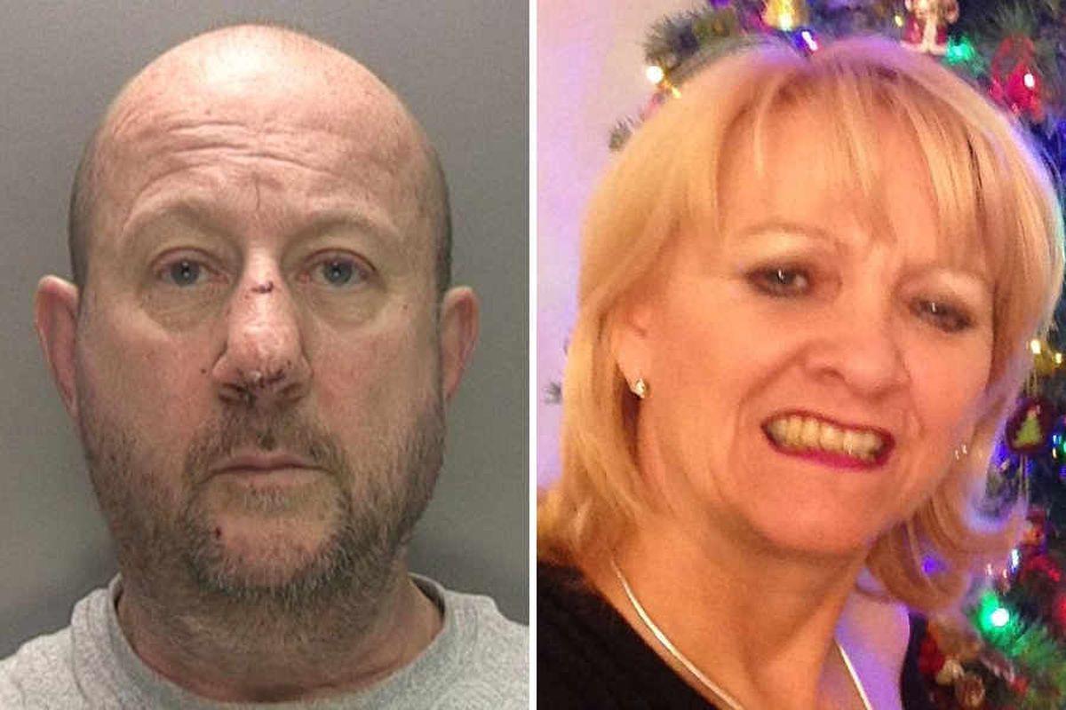 Jackie Abbott murder: Husband Paul like a 'wild dog' after striking her in frenzied hammer attack