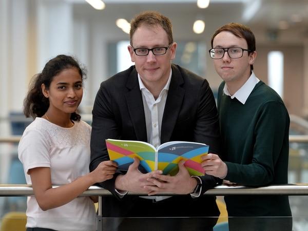 Wolverhampton students scoop Richardson business prize