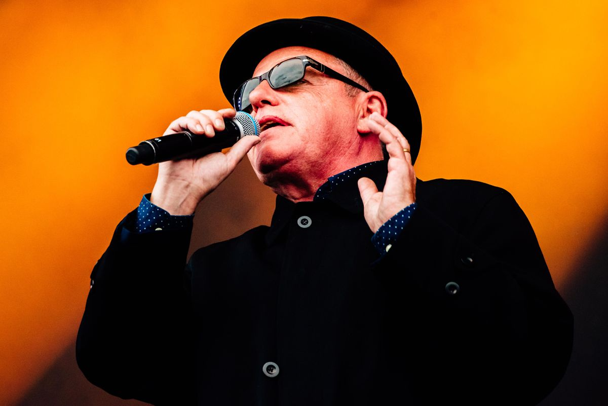 Madness rock the Main Stage at V