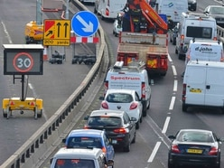 Nightmare M5 roadworks set to be completed by Christmas