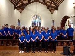 Pelsall choir will sing2gether online instead