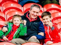Doncaster 0 Walsall 3 - Find your face at the game