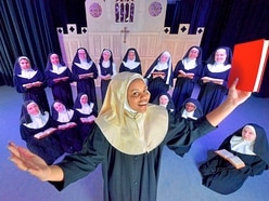 Sister Act stars ready for action at West Bromwich school