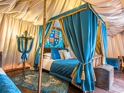 Travel review: Warwick Castle, Diane Davies