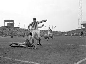 Soccer – League Division One – Sunderland v Liverpool – Roker Park – Sunderland – 1966