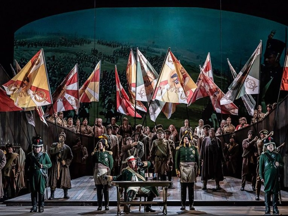 War and Peace, Welsh National Opera, Birmingham Hippodrome - review