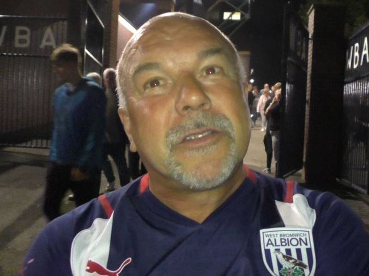 Albion fans spoke to Luke Hatfield.