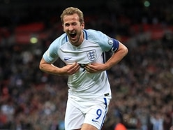Harry Kane named England player of the year for 2017