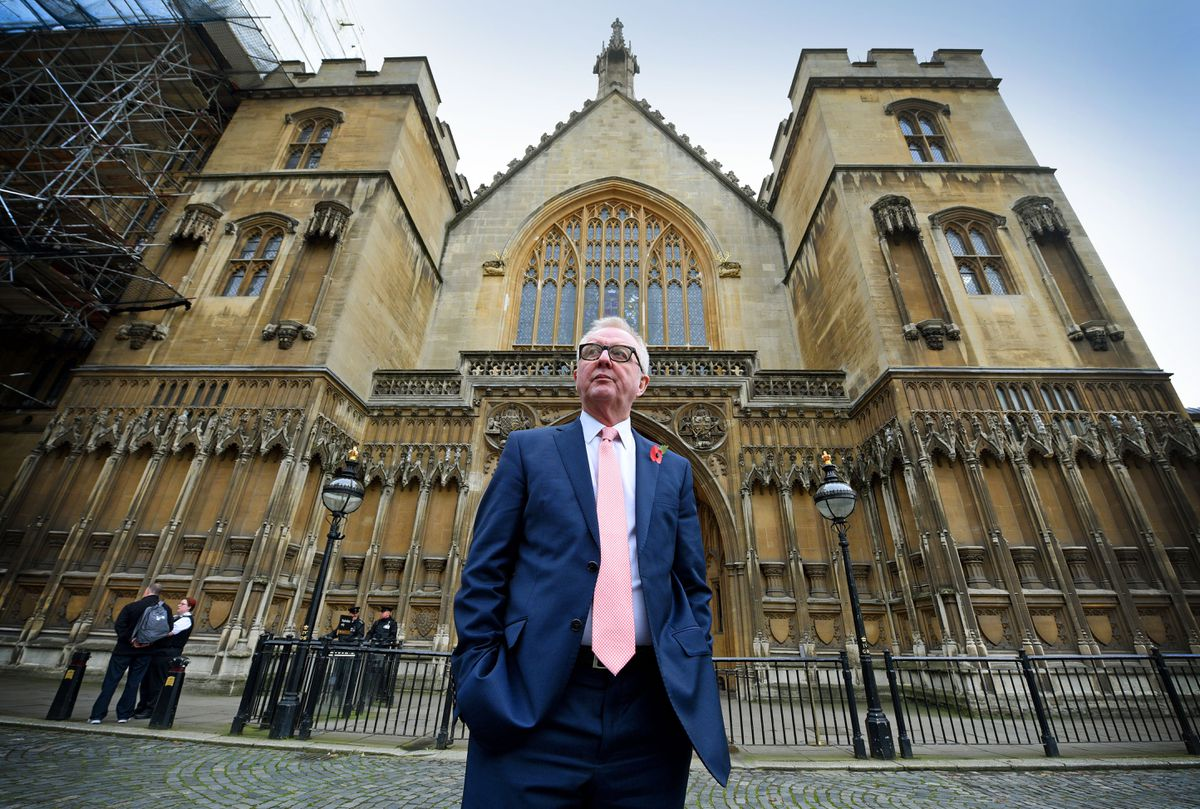 Ian Austin will be returning to the Houses of Parliament in September