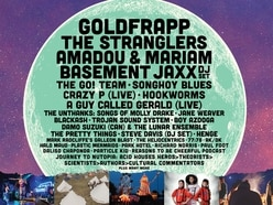 WIN: Tickets to Lunar Festival featuring Goldfrapp, The Stranglers and Basement Jaxx