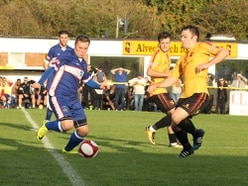 Alvechurch 2 Chasetown 1 - Report and pictures