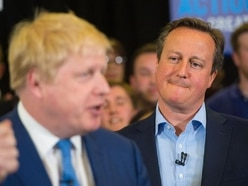 Cameron wishes Johnson well as he faces questions over national unity government