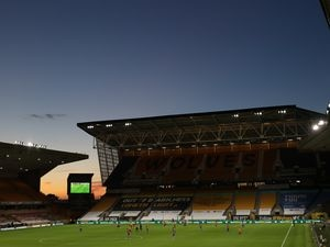 A General view of Molineux home stadium of Wolverhampton Wanderers. (AMA)