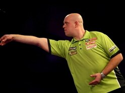 Michael Van Gerwen launches world title defence with routine win