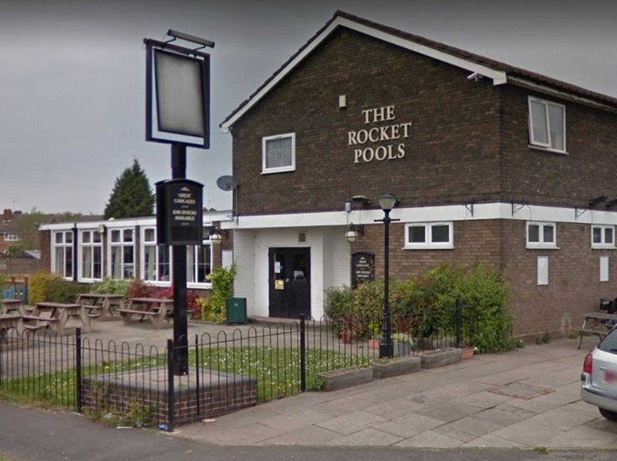 The Rocket Pool Inn in Rocket Pool Drive, Wolverhampton. Photo: Google Maps