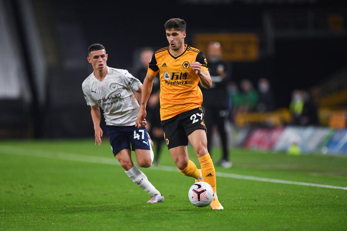 Ruben Vinagre of Wolverhampton Wanderers (AMA)