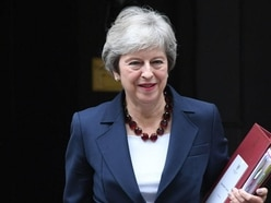 May vows she will not allow Brussels to break up the United Kingdom