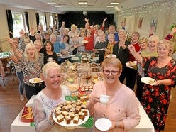 Thousands raised in memory of brother at Macmillan coffee morning
