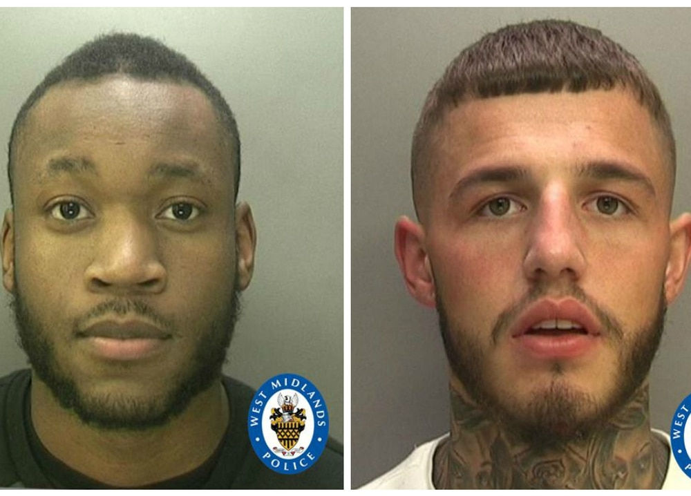 YouTube rappers jailed after cash, class A drugs and