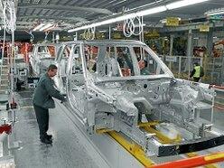 UK car manufacturing slumped in July