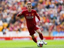 Liverpool beaten by Dortmund in Indiana