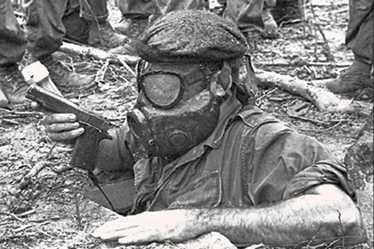 Hidden tunnels of the Vietnam War