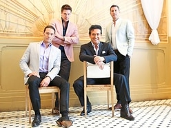 In perfect harmony: Il Divo talk ahead of Birmingham concert