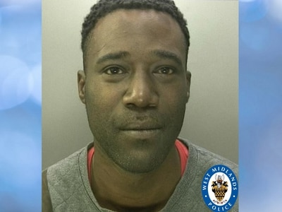 Man wanted by police after Wolverhampton window smashed