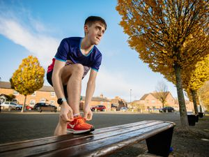 Starting next week, Jack Pickett, 19 from Ellesmere, will be running seven marathons in seven days to raise money for Cancer Research UK and the Omega charity
