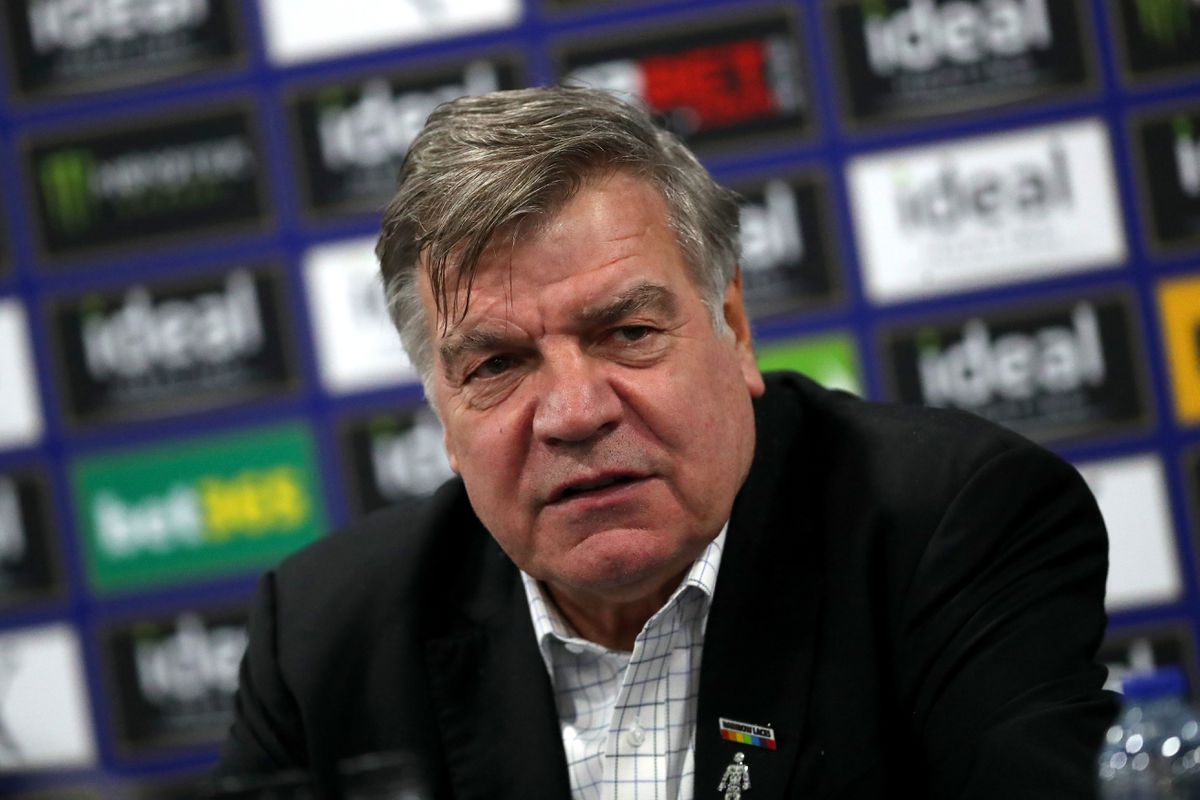 Sam Allardyce has been linked with a move for the Galatasaray striker (AMA)
