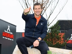 Bear Grylls visits Birmingham adventure attraction to promote discounted ticket offer - in pictures