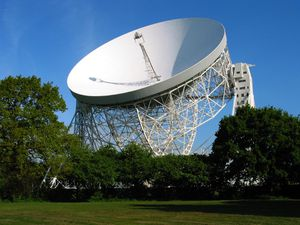 The Lovell Telescope at Jodrell Bank will be celebrating the 50th anniversary of the Lunar landings