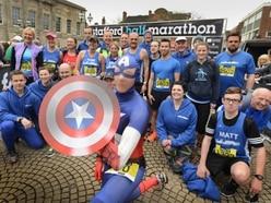 Thousands to take part in half marathon