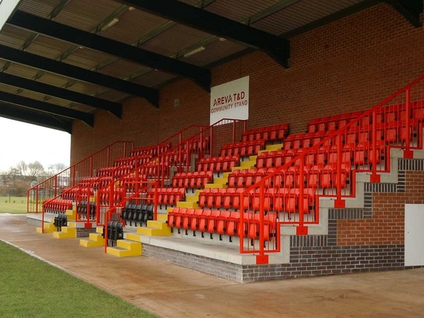 Stafford Town chairman condemns 'disgusting' alleged racist abuse