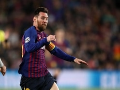 Messi missing again as Barca look for first win