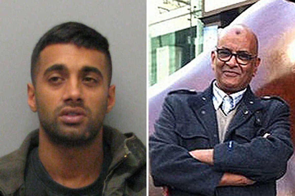 Akhtar Javeed: Manhunt for murder suspect who 'tied up and shot businessman' before fleeing to Pakistan