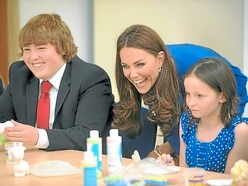 Duchess of Cambridge's children's hospice support welcomed amid Acorns woes