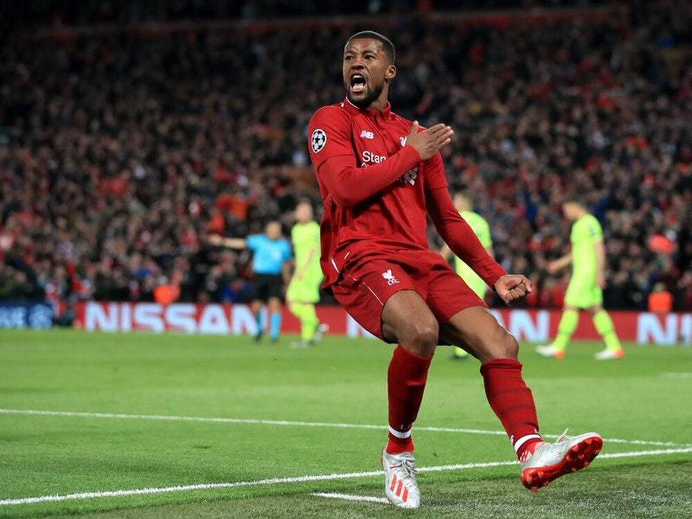 Wijnaldum: Amat Memilukan Apabila Liverpool Tidak Berhasil Menangi Piala