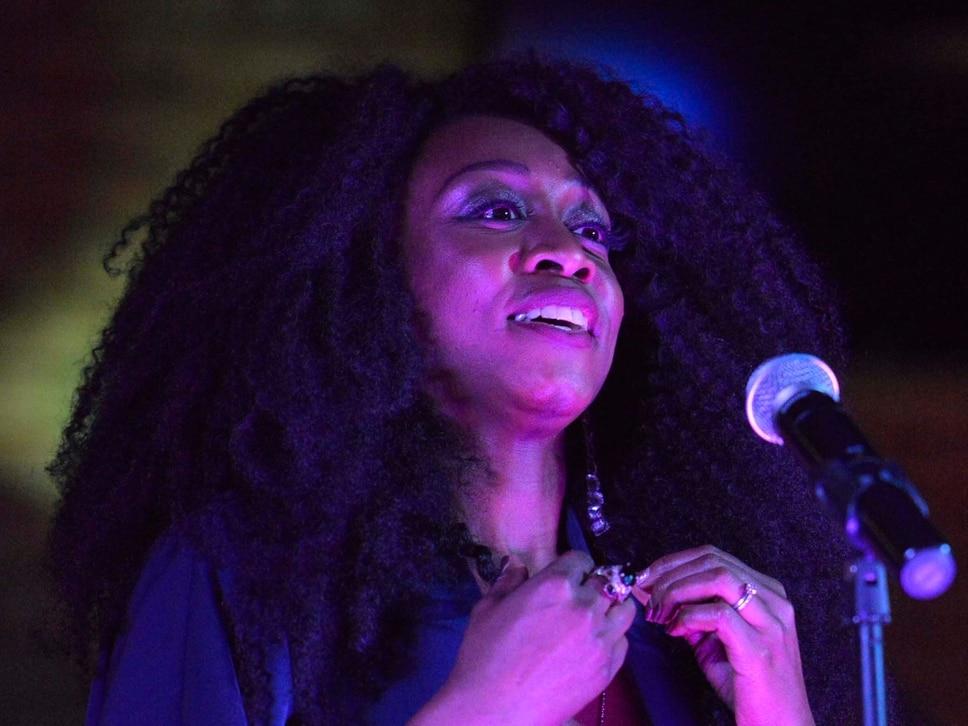 Soul singer Beverley Knight helps raise £5k for sick friend