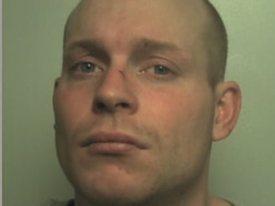 12 years jail for paranoid knife attacker who tried 'to rip partner's face apart'