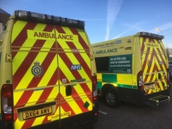 Three injured as serious crash shuts M54 near M6