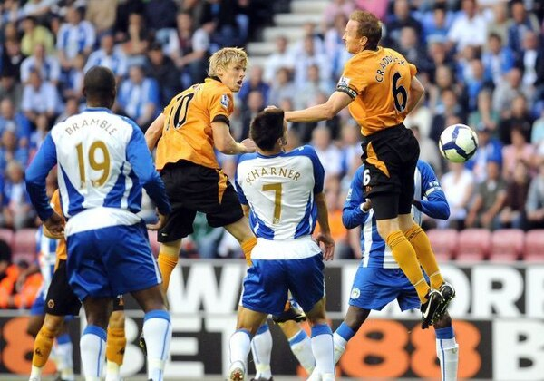 Andy Keogh finds Glory Down Under – Wolves' Where Are They Now?