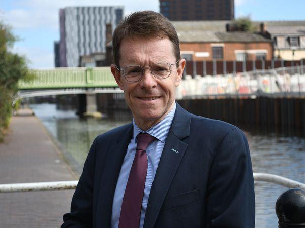 West Midlands Mayor Andy Street has welcomed the news from Britishvolt